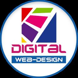 Logo - Digital-webdesign - rotund